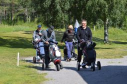 SENIOREIDEN ALUETOUR 2/3 Raahentienoon Golf, Siikajoki 8.7.2020